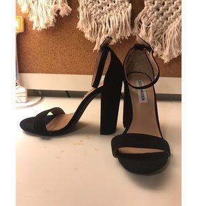Steve Madden Shoes - Brand new Steve Madden Taylor black suede heels